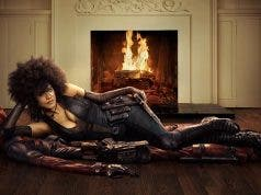Domino en Deadpool 2