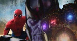Spider-Man en Vengadores: Infinity War