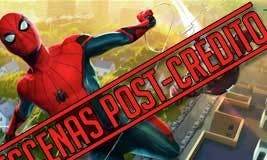 Escena post-crédito spider-man: homecoming