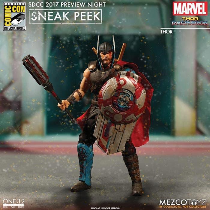 Armas de Thor en Thor: Ragnarok