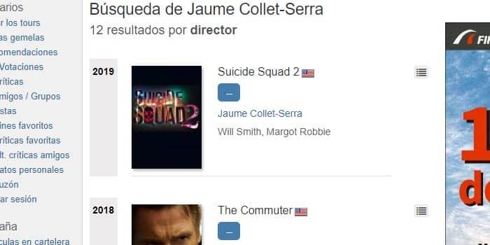 Escuadrón Suicida 2 en Filmaffinity