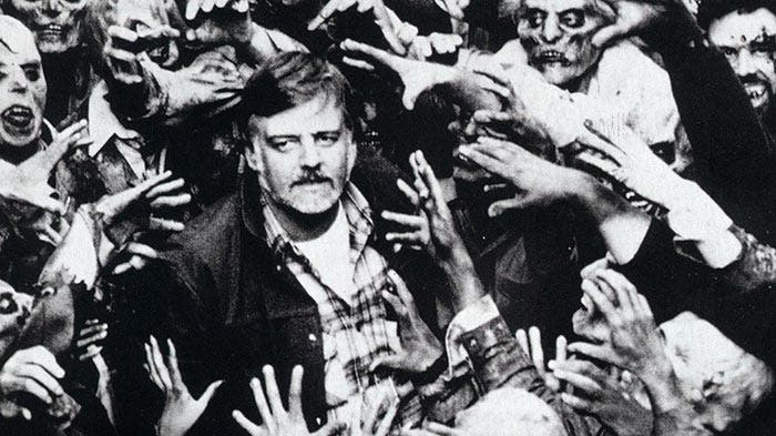 Fallece George A. Romero