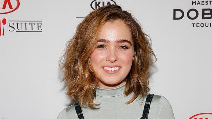 Haley Lu Richardson - Batgirl