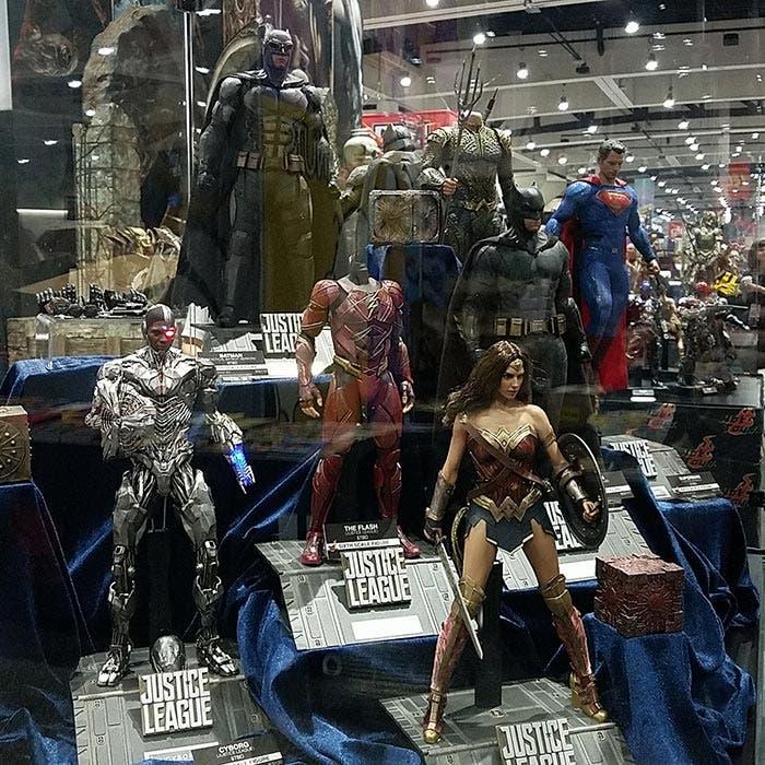 Hot Toys - Liga de la Justicia