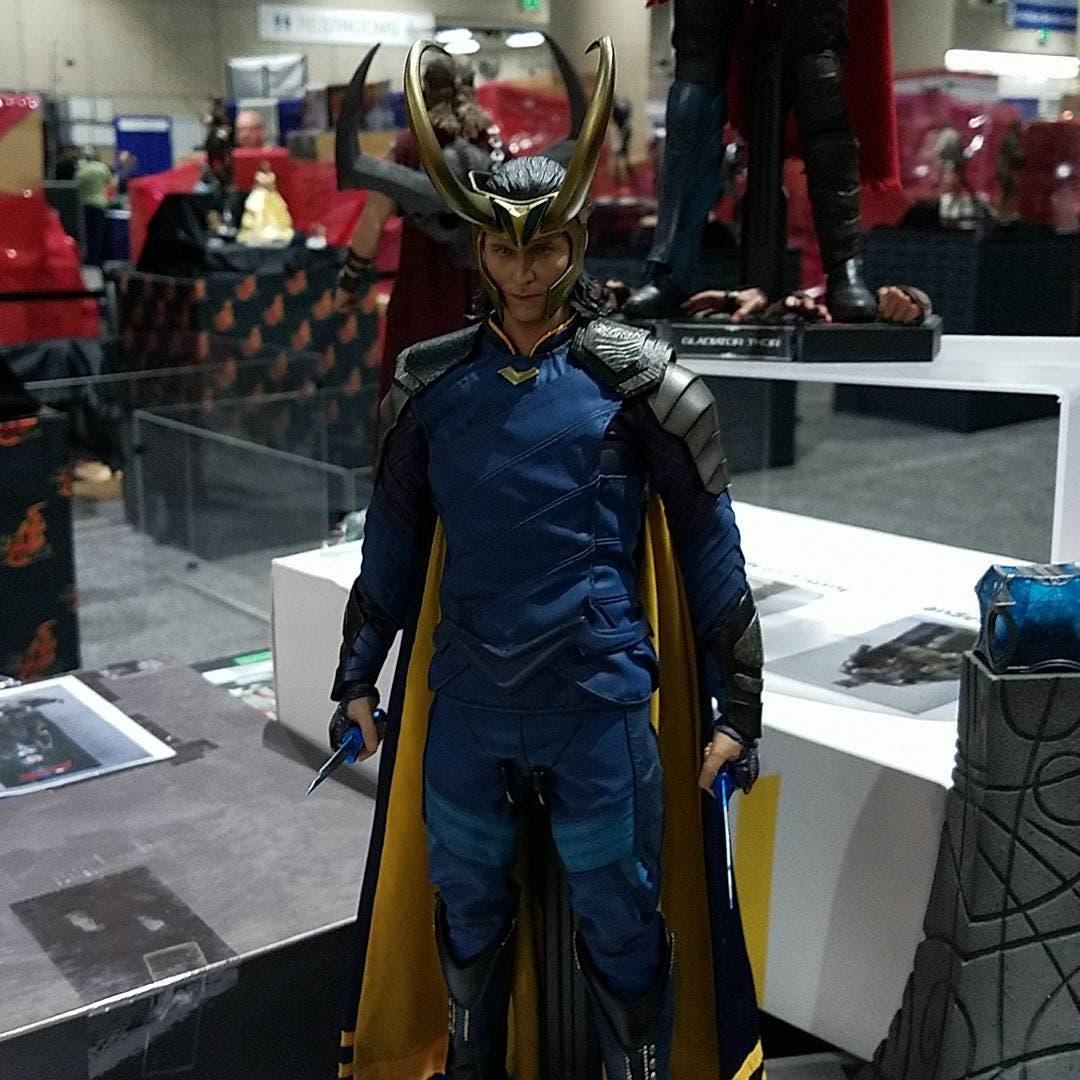 Conexión entre Thor: Ragnarok y Vengadores: Infinity War a través de Loki