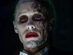 Imagen del Joker de Jared Leto en Escuadrón Suicida