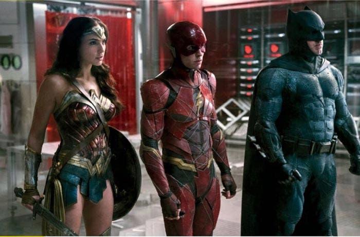 Imagen del tráiler 2 de la Liga de la Justicia