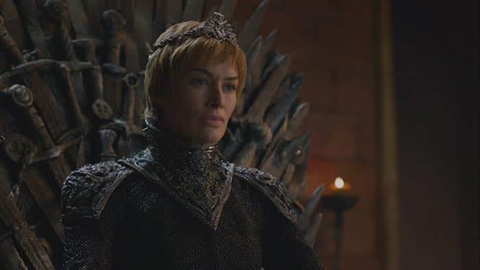 Cersei en Juego de Tronos 7x01