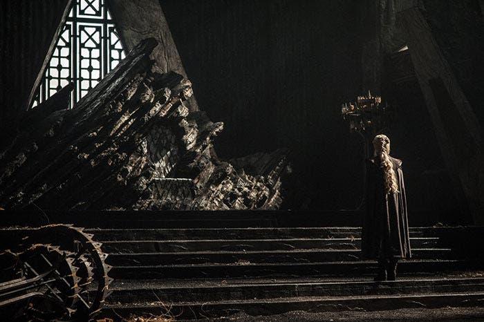 Daenerys en Juego de Tronos 7x01