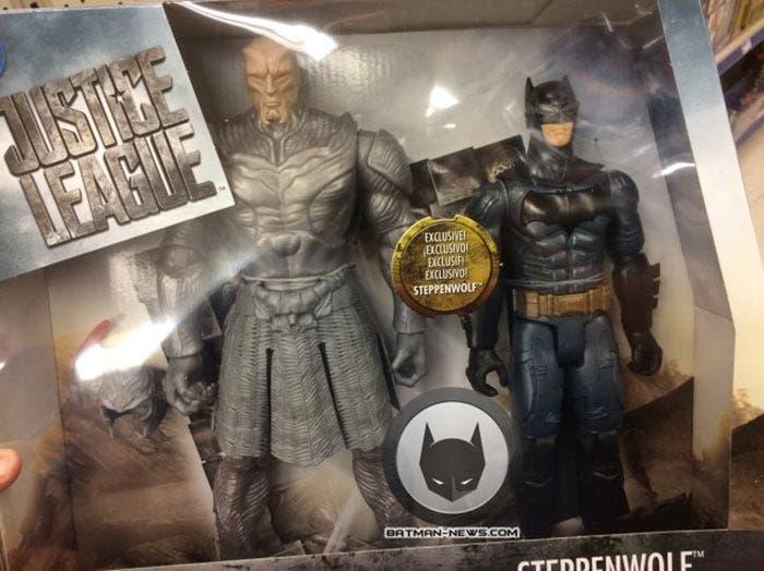 Steppenwolf en la Liga de la Justicia
