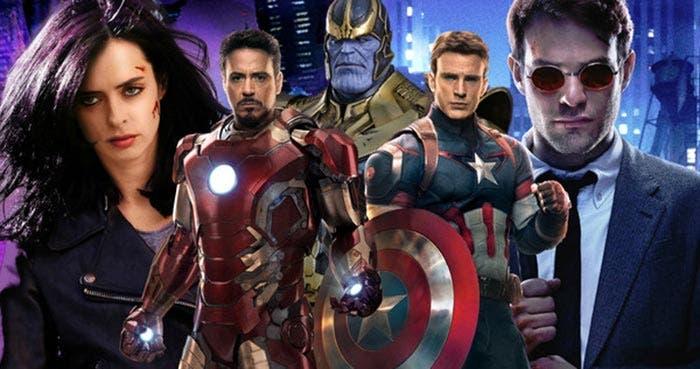 Los superhéroes de Netflix saldrán en Vengadores 4