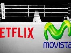 Netflix terror con Movistar
