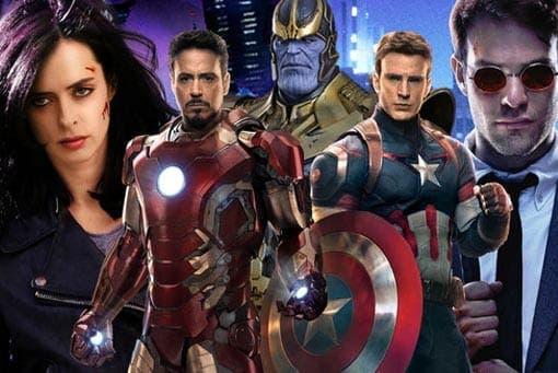 Daredevil y los superhéroes de Netflix saldrán en Vengadores 4
