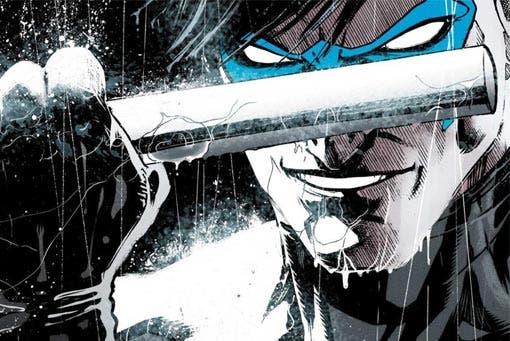 Nightwing - películas de DC Comics