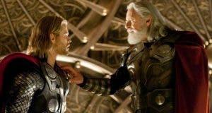 Odín en Thor: Ragnarok