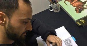 Pere Pérez en MILCOMICS