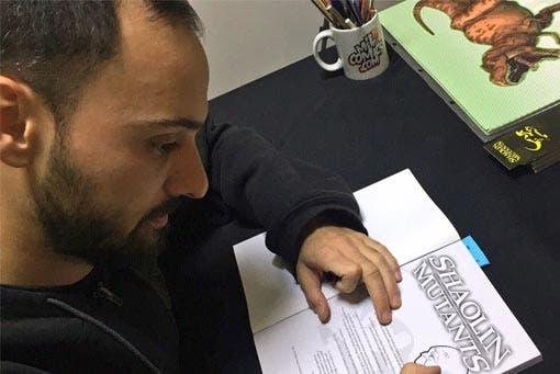 Pere Pérez nominado a premios Eisner en MILCOMICS