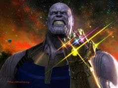 poster Vengadores: Infinity war