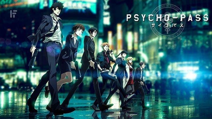 Psycho-Pass (2012) será borrada de Netflix