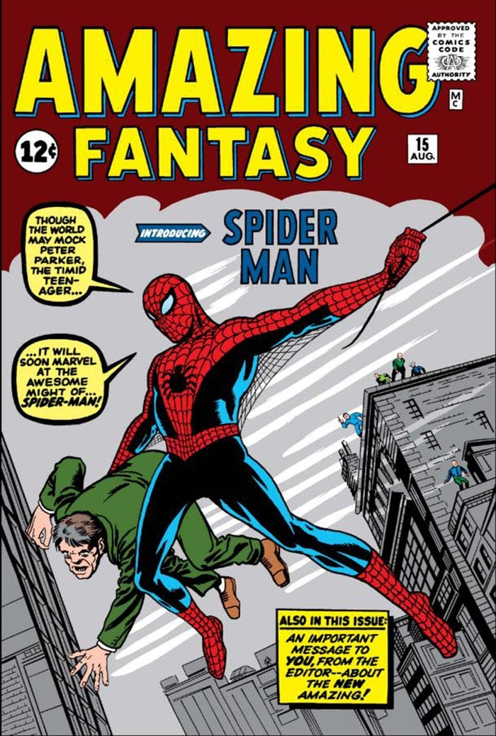 Image result for amazing spiderman omnibus vol. 1 by stan lee