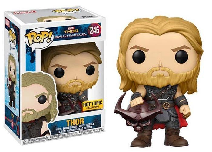 Spoiler de Thor: Ragnarok