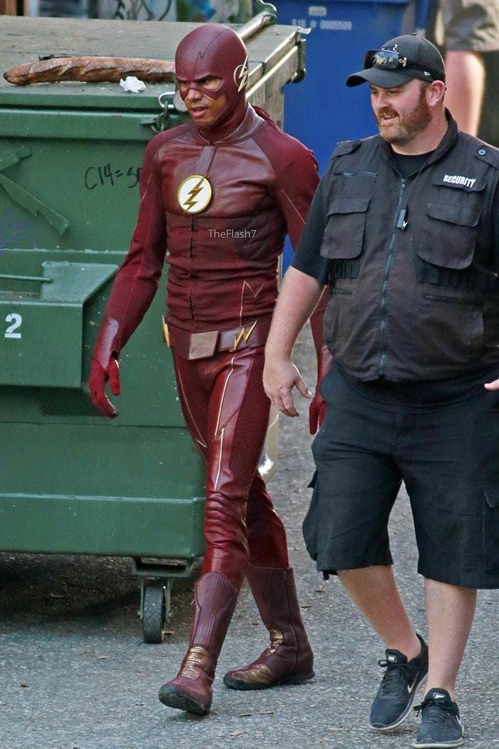 Wally West en The Flash (T4)