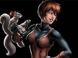 Squirrel Girl en New Warriors