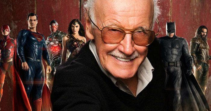 Stan Lee ataca DC Comics