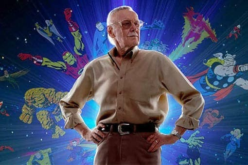 stan lee infinity war