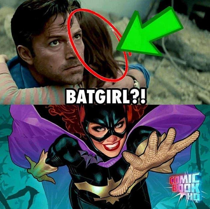 Teoría de Batgirl en el DC Extended Universe