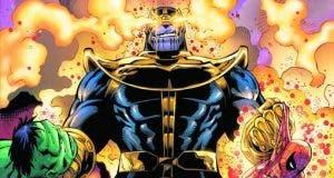Thanos vs Avengers