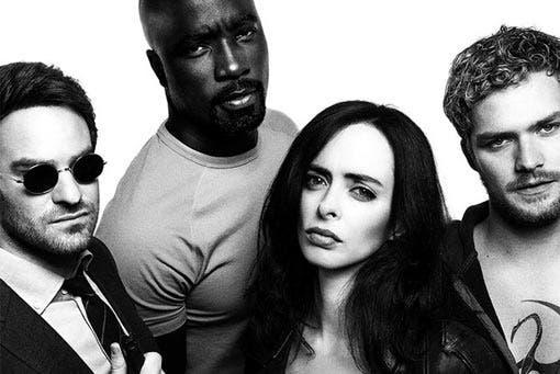 The Defenders (Netflix) - 18 de agosto