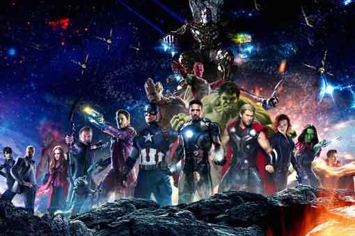 Trailer Vengadores: Infinity War