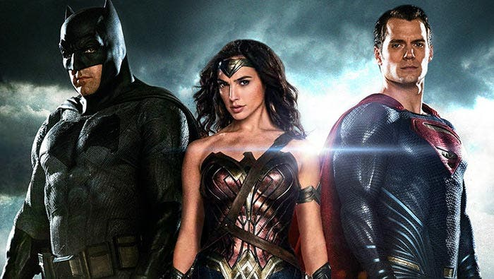 Batman v Superman (2016) con Wonder Woman