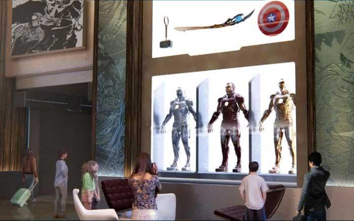 Hotel Vengadores