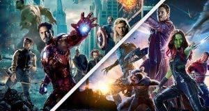 Vengadores y Guardianes de la Galaxia
