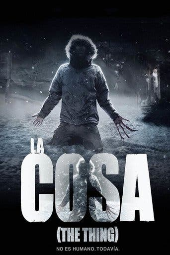 """Poster for the movie """"La cosa (The Thing)"""""""