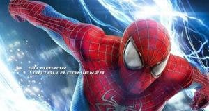 """Poster for the movie """"The Amazing Spider-Man 2: El poder de Electro"""""""