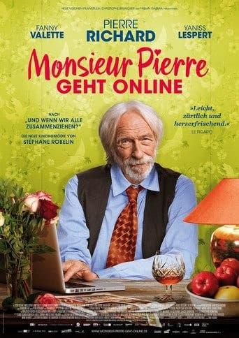"""Poster for the movie """"Un Profil pour deux"""""""