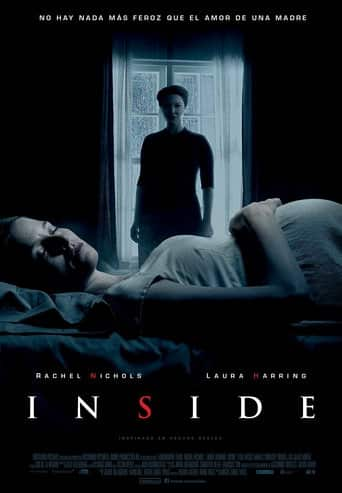 "Poster for the movie ""Inside"""