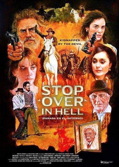 Poster de Parada en el infierno Sanjulian