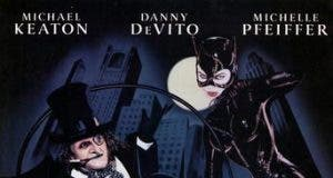 "Poster for the movie ""Batman vuelve"""