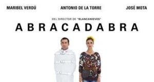 "Poster for the movie ""Abracadabra"""