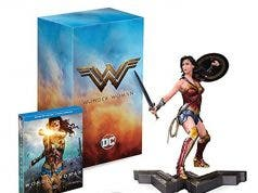 Blu-ray de Wonder Woman