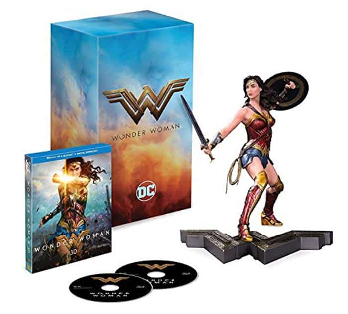 Blu-ray de Wonder Woman