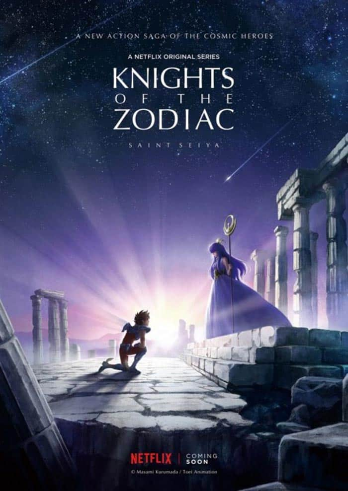 Caballeros del Zodíaco: Saint Seiya (Netflix)