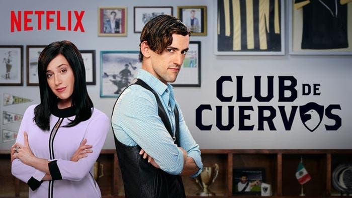 Club de Cuervos 3 (Netflix) - 29 de septiembre