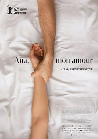 """Poster for the movie """"Ana, mon amour"""""""
