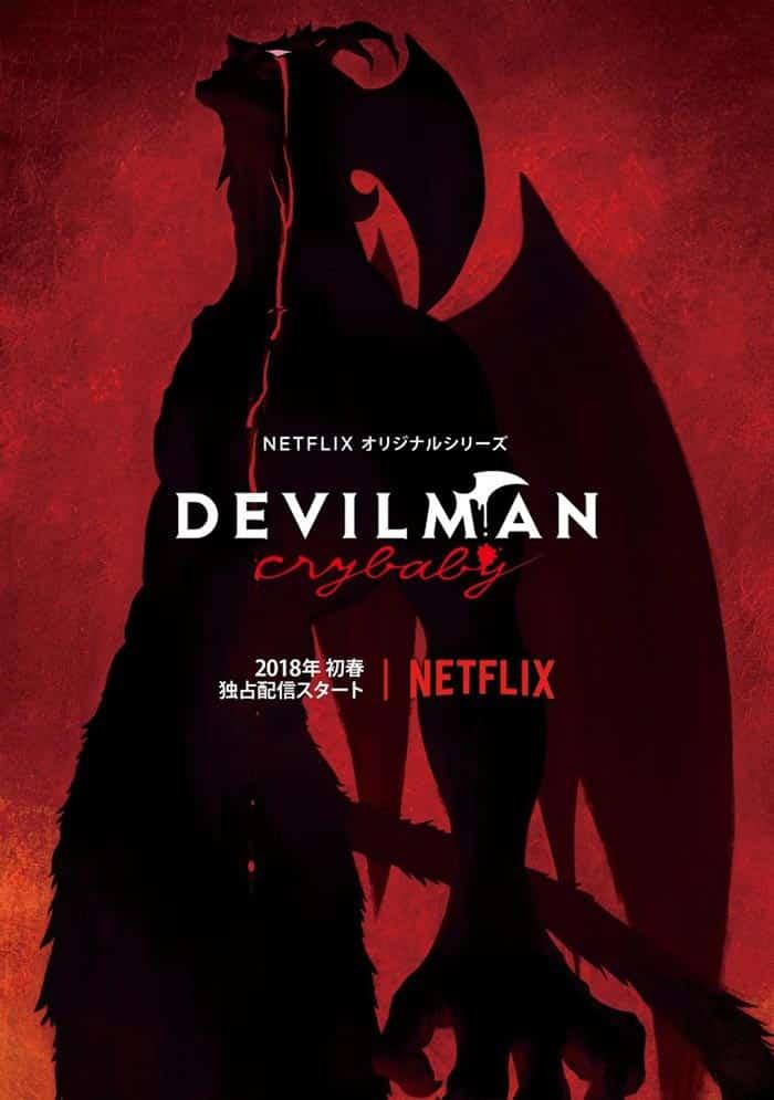 Devilman: Crybaby (Netflix)