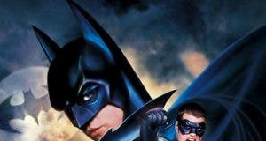 """Poster for the movie """"Batman Forever"""""""